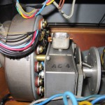 Hammond scanner and run motor
