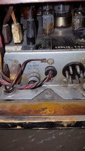 Leslie 122 Amp