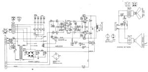 Leslie 122 amp schematic